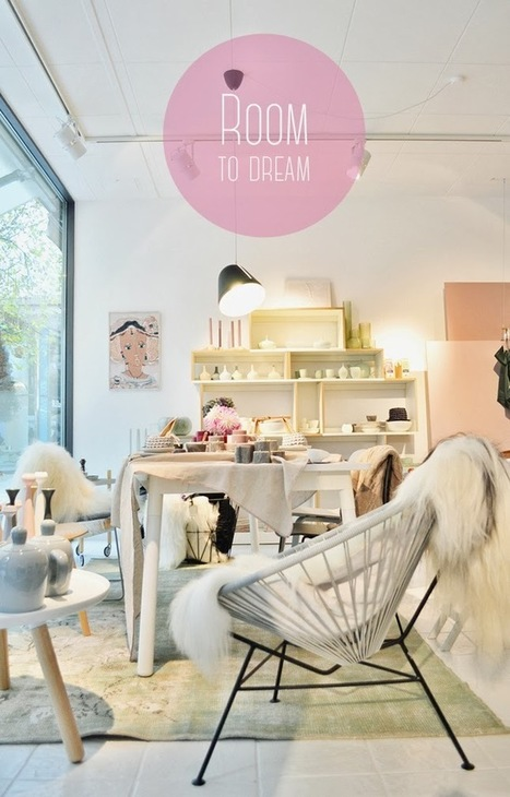 Happy Interior Blog: Shop Love: 'Room To Dream' In Munich | small business | Scoop.it