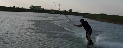 Automatic wakeboarding in a pond | Maker Stuff | Scoop.it