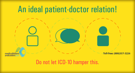 An Ideal Patient-Doctor Relation! Do not Let ICD-10 Hamper this | ICD-10 | Scoop.it