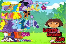 Dora Orman Elbisesi | oyunlar,oyun oyna,bedava oyunlar,labirent oyunları | Scoop.it