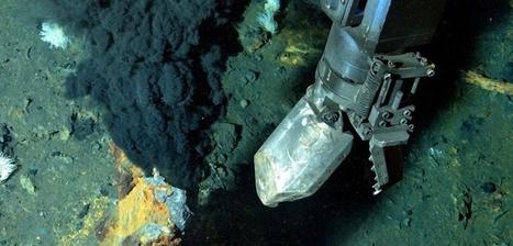 Que sait-on vraiment des terres rares en Polynésie française ?   Ressources minérales sous-marines   Scoop.it
