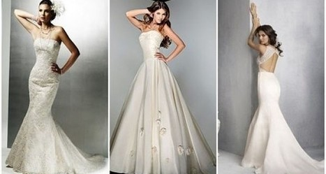 Perfect Wedding dress | Fashion | Scoop.it