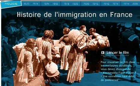 Le film : deux siècles d'histoire de l'immigration en France | Musée de l'histoire de l'immigration | Nos Racines | Scoop.it