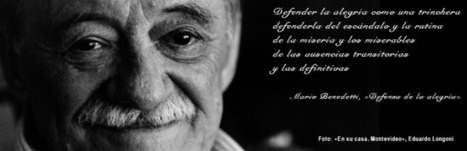 Mario :) | Mario Benedetti | Scoop.it