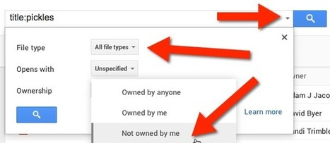 Google Docs: Add a Nonsense Word to the Document Title   Time to Learn   Scoop.it