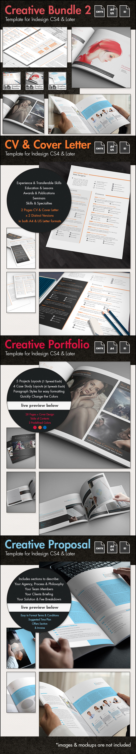 Creative Bundle r2 - US Letter & A4 | About Art & Creativity | Scoop.it