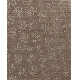 Rugsville All-Over Coral 11734 Dark Brown - TRANSITIONAL | Discount Area Rugs | Scoop.it