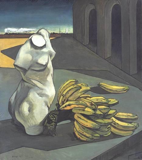 'The Uncertainty of the Poet', Giorgio de Chirico | Tate | school | Scoop.it