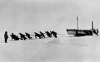 Adventurer to recreate Shackleton's Antarctic exploits | Antarctica 2012 | Scoop.it