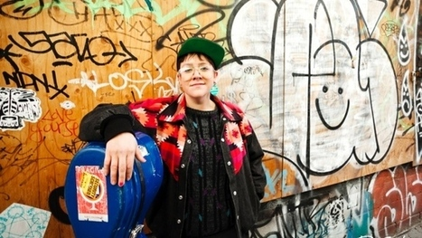Cellist Cris Derksen creates new genre with Orchestral Powwow | CBC (Canada) | Kiosque du monde : Amériques | Scoop.it