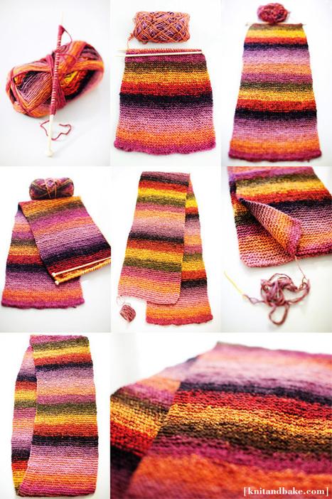 Knitting | Knit and Bake | Digital Literacies Hughes | Scoop.it