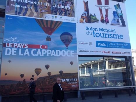 """Réceptifs : des ventes """"border line"""" au Salon Mondial du tourisme...   Veille touristique   Scoop.it"""