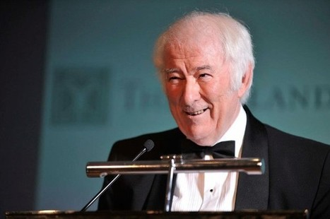 Poet Seamus Heaney receives award for contribution to Irish cultural life in the UK - WorldIrish | The Irish Literary Times | Scoop.it