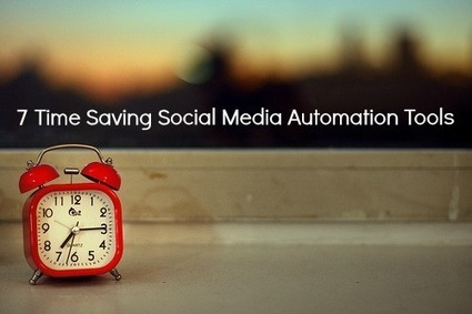 7 Terrific Time Saving Social Media Automation Tools that you have to use! - RazorSocial | Social Media Tools and Technology | Scoop.it