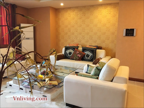 114 sqm 2 Bedroom for rent in The Manor apartment luxury furniture | VNliving - Apartment for rent , sale in Ho Chi Minh city | Scoop.it