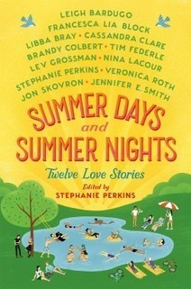 YA Short Stories| Book Review: Summer Days & Summer Nights: Twelve Love Stories Edited by Stephanie Perkins | Young Adult Novels | Scoop.it