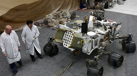 377 strains of bacteria hitched a ride to Mars on Curiosity | Science! | Geek.com | leapmind | Scoop.it
