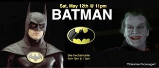 Tim Burton's 1989 BATMAN on the big screen & the real Batmobile from the film live in Miami this Saturday | The Billy Pulpit | Scoop.it