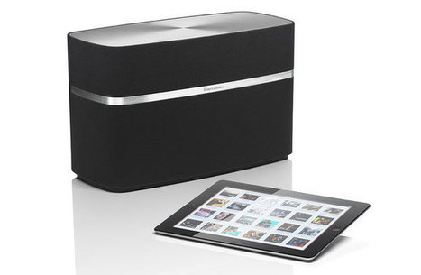 Bowers & Wilkins A5 And A7 AirPlay Speakers Unveiled » Geeky Gadgets | Things to know | Scoop.it