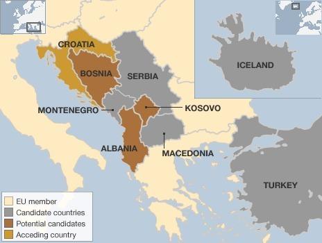 EU enlargement: The next seven | Regional Geography | Scoop.it