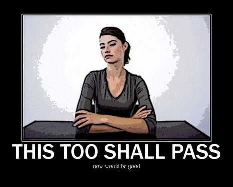This too shall pass - I don't thinkso - Home - Doug Johnson's Blue Skunk Blog | Evsters Tech | Scoop.it