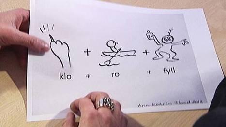 Bilder hjälpte Johan att läsa | Folkbildning på nätet | Scoop.it