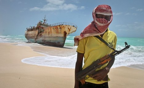 Piracy could surge off of the infamous Somali coast, experts warn | Maritime safety and security in the Indian Ocean | Scoop.it