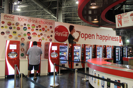 Your Next Soda Could Come With Internet Access | MarketingHits | Scoop.it