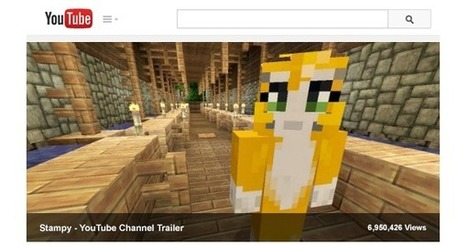 The 12 Best Kid-Friendly Minecraft Channels on YouTube | Games and education | Scoop.it
