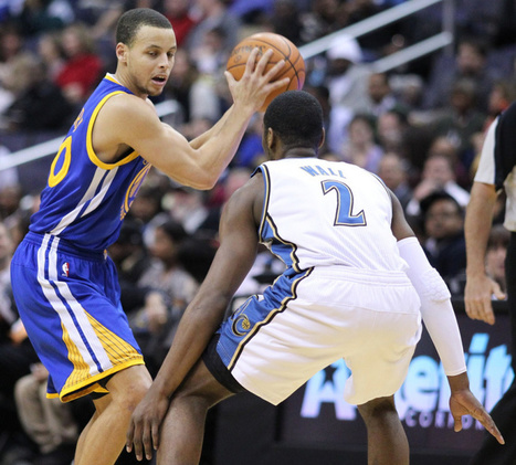 Warriors Stephen Curry Crossover NBA Playoffs 2015 - Basketball Crossover   Basketball Locker   Scoop.it
