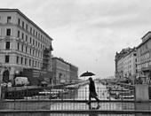 TRIESTE BLACK AND WHITE STREET PHOTOGRAPHY ITALY - Images | Pavel Gospodinov Photography | PAVEL GOSPODINOV PHOTOGRAPHY | Scoop.it