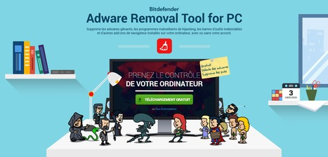 Bitdefender Adware Removal Tool for PC [Gratuit] | Time to Learn | Scoop.it