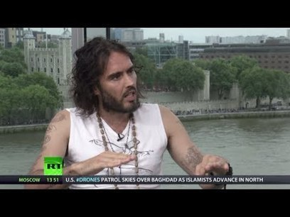 Keiser Report: Russell Brand talks revolution with Max and Stacy | Peer2Politics | Scoop.it
