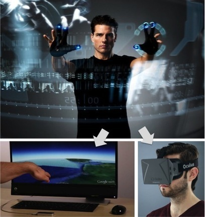 La révolution des interfaces est en cours | Usages numériques | Scoop.it