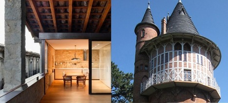 13 European Dream Homes You Can Actually Rent | Strange days indeed... | Scoop.it
