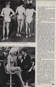 The Problems With Pantyhose, Tip Top Magazine, 1970 | Sex History | Scoop.it