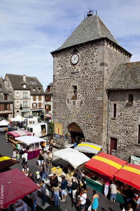 La gastronomie côté Carladez | L'info tourisme en Aveyron | Scoop.it