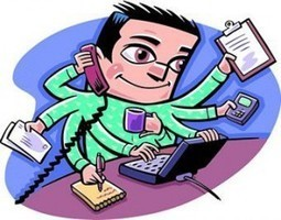 Five Ways To Be Amazing At Work | Working World | Scoop.it