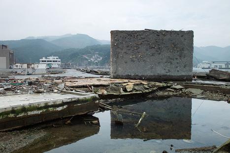 Et pendant ce temps là ... à Onagawahama, Onagawa-cho | guen_k | Japon : séisme, tsunami & conséquences | Scoop.it