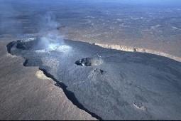 Erta Ale Shield Volcano   M2M 2014   Scoop.it
