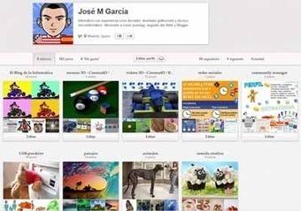 Verificar web en Pinterest   oliviermarchand.es   Scoop.it