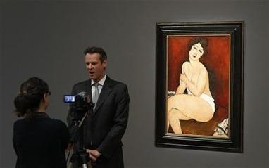 La valeur du marché de l'art en ligne devrait doubler d'ici cinq ans | Culture et société | Scoop.it
