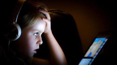 Help, mijn kind wordt een schermzombie | Kinderen en internet | Scoop.it