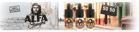E-liquide Alfa Siempre par Alfaliquid - HappeSmoke | Cigarettes électroniques | Scoop.it
