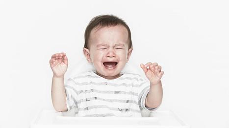 Les bébés peuvent simuler des pleurs pour attirer l'attention - Francetv info | Titis Doudous | Scoop.it