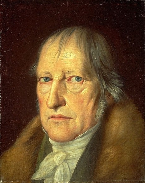 El pensamiento de G.W.F. Hegel (Geistphilosophie, I) - hyperbole | HISTORIA DEL ARTE | Scoop.it