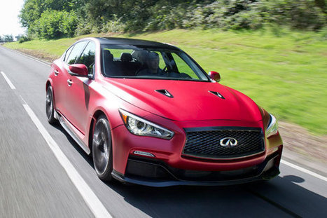 What Happens When You Drop Godzilla's Guts Into an Infiniti? | Nissan Cars | Scoop.it