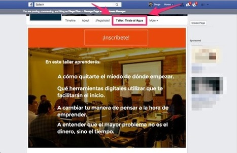 9 consejos para optimizar tu página de Facebook de tu empresa | Francisco Javier Márquez Estrada | Scoop.it