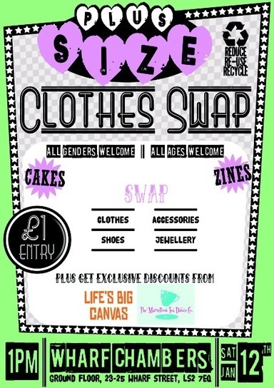 Leeds Plus size clothes swap happening 12th Jan 2013 | Fashion do's and don'ts | Scoop.it