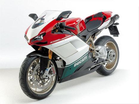 Ducati Superbike 1199 Panigale S | Bikes in India | Scoop.it